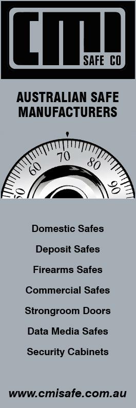 RCG locks CMI SAFE
