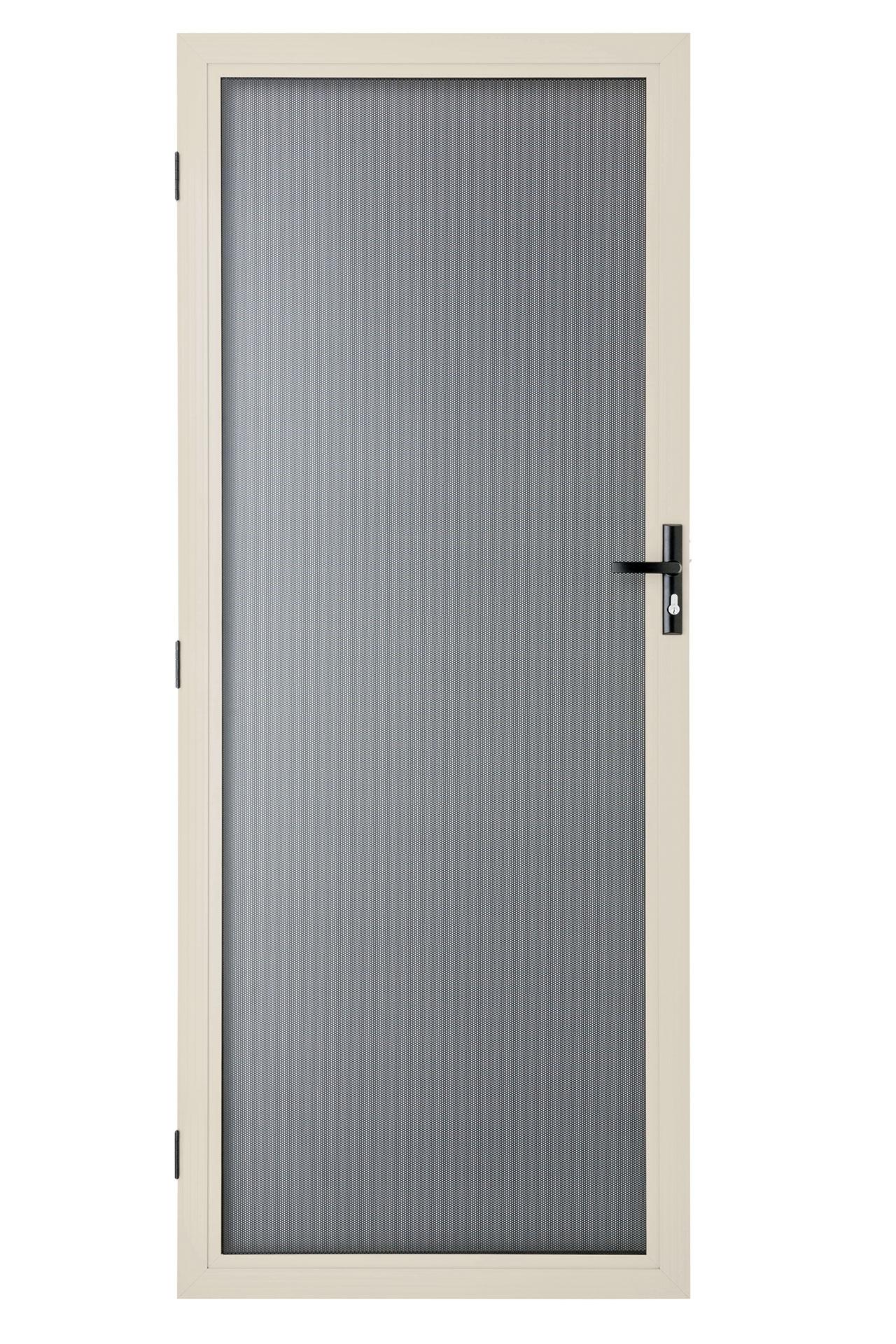 Amplimesh single security door